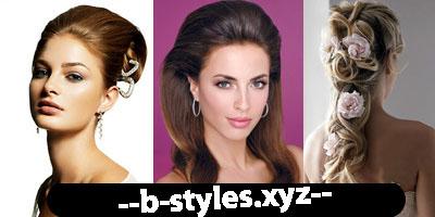 Класичні весільні зачіски