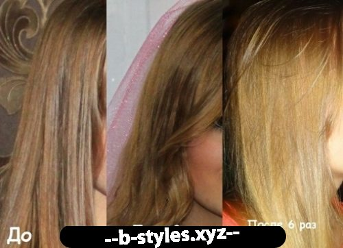 Как правильно осветлять волосы в домашних условиях краской 91