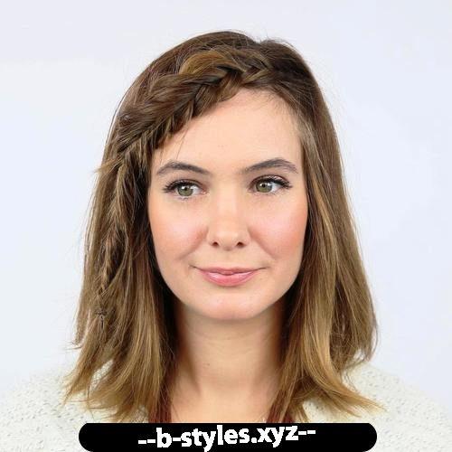 Новорічні зачіски