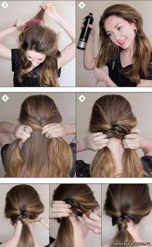на кожен картинках зачіски день у