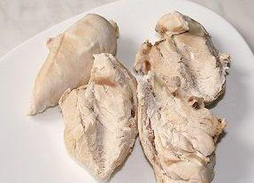 М'ясо птиці для волосся