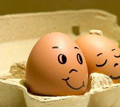 Яйця для волосся