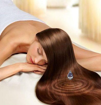 Спа для волосся - подаруйте волоссю релакс