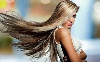Як відновити волосся після мелірування