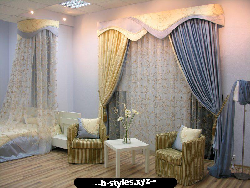 Ідеальні штори для спальні