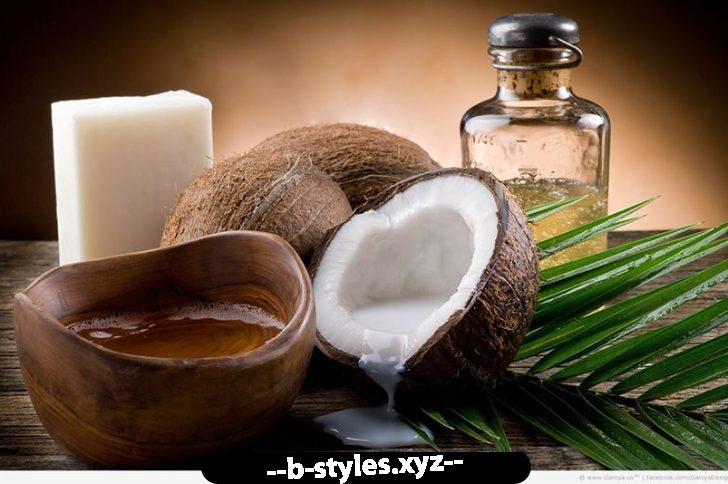 Кокосова олія для волосся
