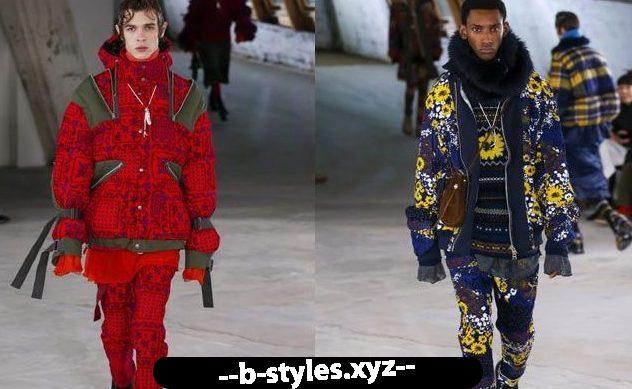 Основні тенденції чоловічої моди