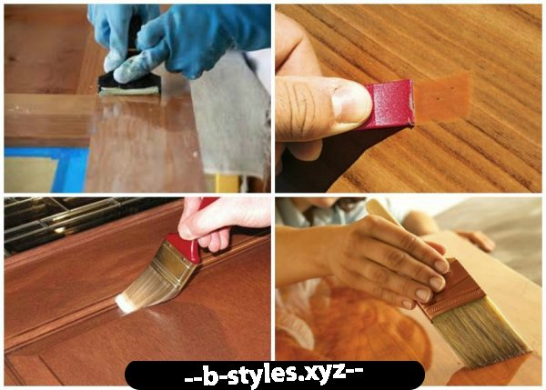 Як відреставрувати дерев'яні двері своїми руками