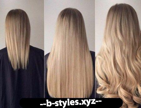 Як правильно вибрати волосся для нарощування
