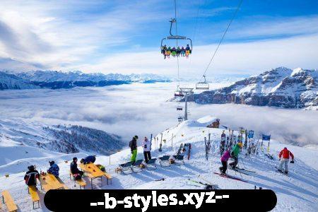 7 кращих гірськолижних курортів для відпочинку з дітьми