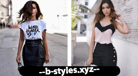 Жіноча футболка. Кому підходить і з чим носити жіночу футболку. Хіт-парад моделей.
