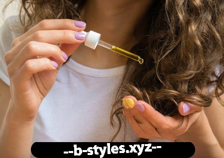 Олійки для випрямлення волосся